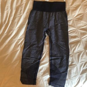 New Balance x J.Crew Cropped Workout pants